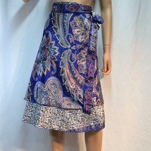 Dresses & Skirts - Wrap skirt or dress by Iris Impressions